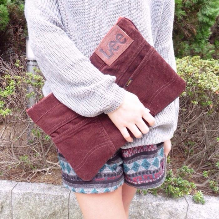 オシャレさん大注目!leeのクラッチバッグが可愛すぎるんです♡♡のサムネイル画像