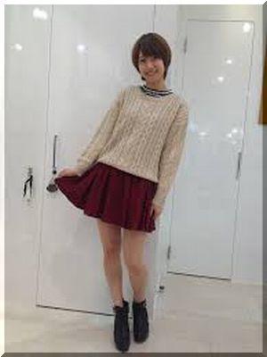 冬の定番アイテム、ニットコーデでオシャレ女子の着こなし♡のサムネイル画像
