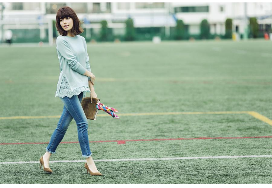 季節でニットをセレクト!レディースの春夏秋冬ファッションのサムネイル画像