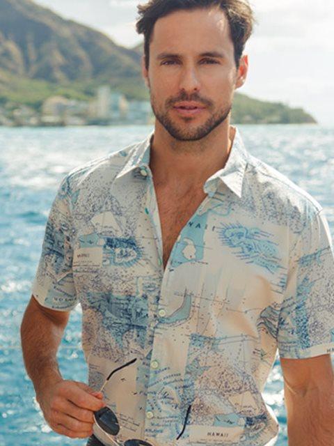 アロハシャツを初めて選ぶときに押さえておきたい人気ブランドのサムネイル画像