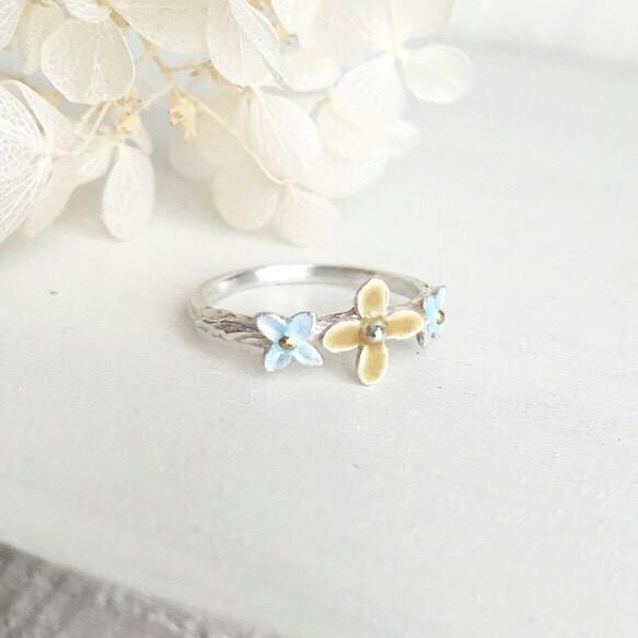 ハンドメイドアクセサリーが可愛い♡オススメの指輪カタログ。のサムネイル画像