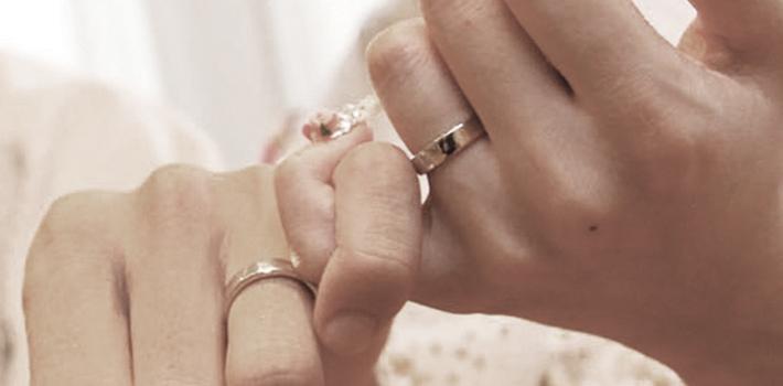 いろいろ迷って納得する指輪を♡結婚指輪の画像あつめました♡のサムネイル画像