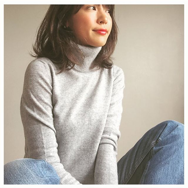 最旬♡タートルネックセーターのコーディネートをマスターしよう☆のサムネイル画像
