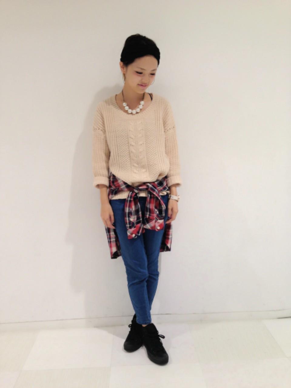 大人から子供まで、カジュアルでおしゃれな服をご紹介します☆のサムネイル画像