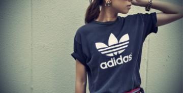 ジャージだけじゃない!アディダスを使ったファッションが超可愛い♡のサムネイル画像