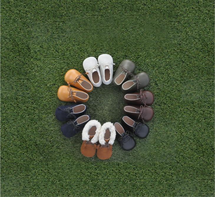小さくてもおしゃれ!とっても可愛い子供靴をまとめました。のサムネイル画像