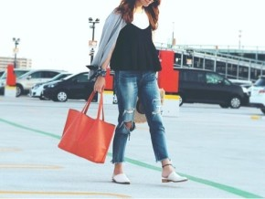 人気急増中!レディースのレザートートバッグがとにかく可愛い!のサムネイル画像