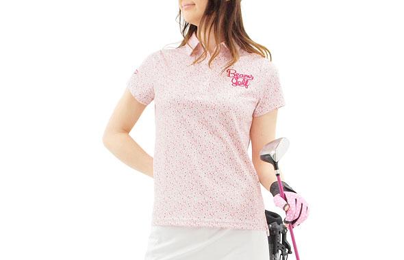 2016年春夏ゴルフウェアの主役はコレ!半袖ポロシャツがかわいいの♪のサムネイル画像