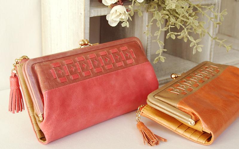 女子必見!革のお財布で春のおしゃれを楽しもう!プレゼントにも!のサムネイル画像