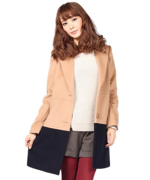 最近の流行りのコートをご紹介します☆人気のデザインのコートは?のサムネイル画像
