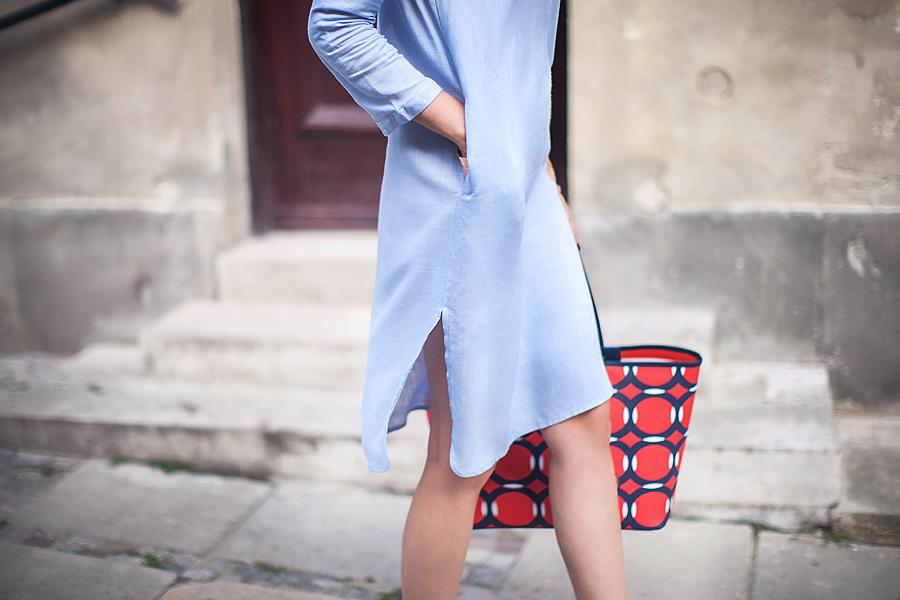 【チュニックタイプのシャツ】流行のチュニックシャツがかわいい!のサムネイル画像