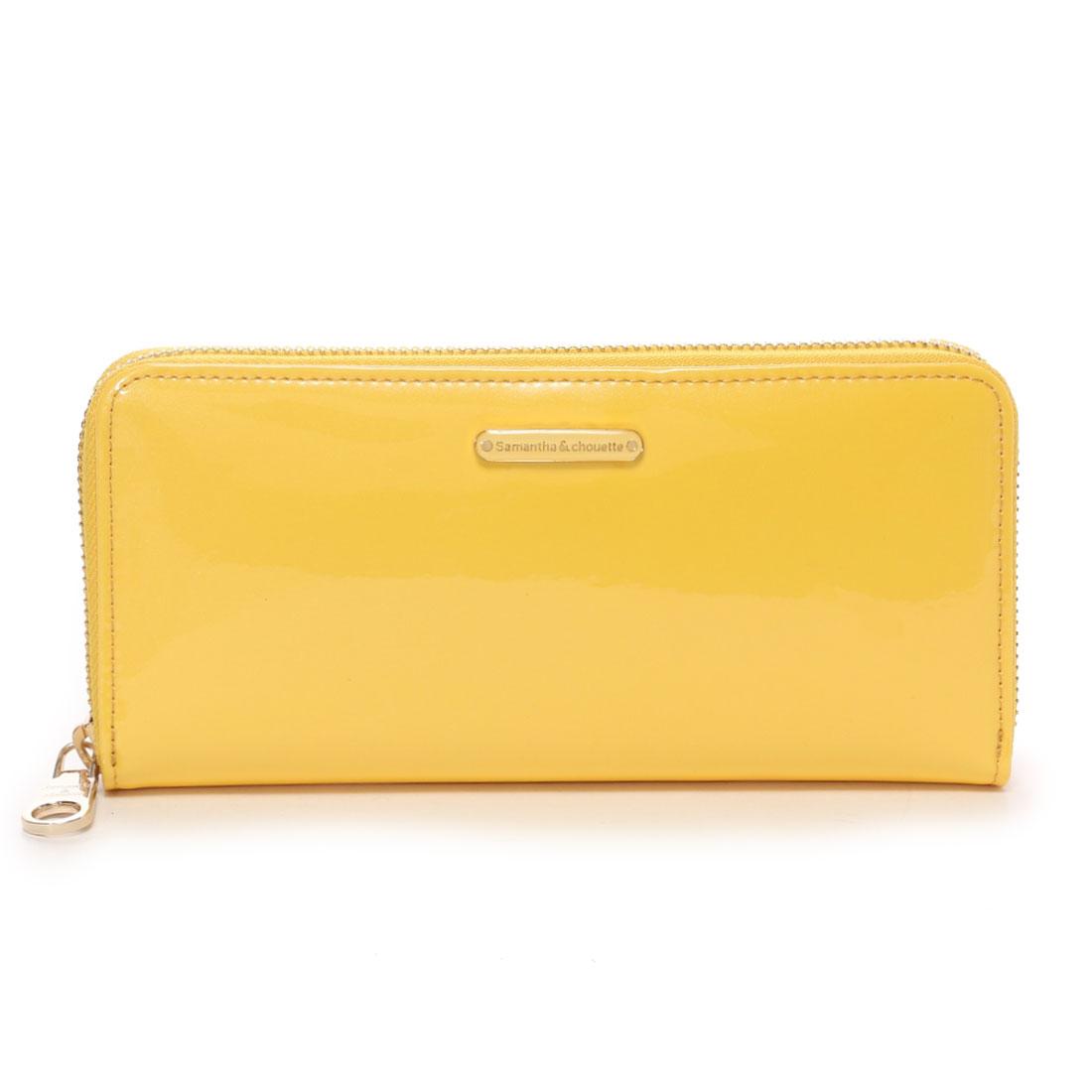 トレンドカラーでもある明るい黄色のお財布は金運もUPするかも?のサムネイル画像