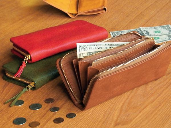 あなたは長財布?二つ折り?何革が好き?財布の種類をご紹介!のサムネイル画像