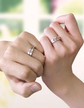 永遠の愛はシンプルisTHEベスト!!!ペアリングのデザインはこれ☆のサムネイル画像