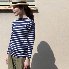 やっぱり使える♡定番アイテム♡長袖カットソーを着こなそう♡のサムネイル画像
