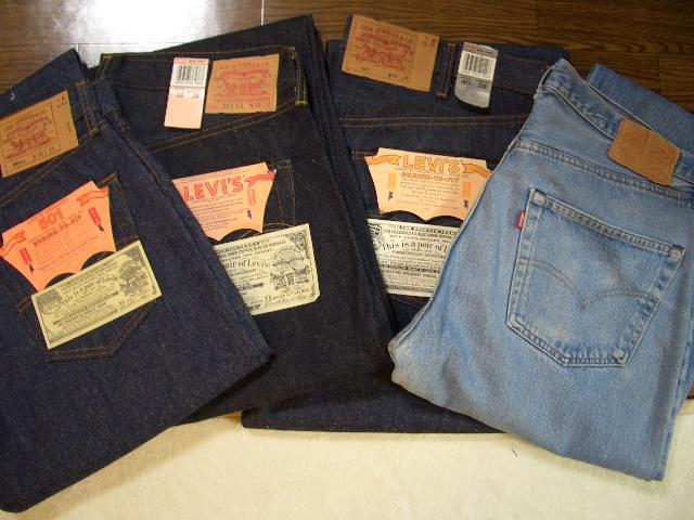 春夏コーデは、ジーンズの色が決め手!どんなジーンズがお好み!?のサムネイル画像