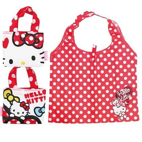 【キティ】エコバッグで可愛く!便利に!スマートにお買い物☆のサムネイル画像