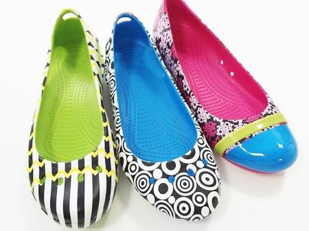 クロックスの靴を履いて、お出かけしよう☆人気のデザインは?のサムネイル画像