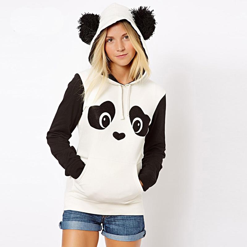 かわいいパンダに大変身!パンダになれちゃうパーカー大集合☆のサムネイル画像