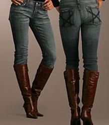 【ジーンズ×ブーツ】は秋冬にぴったりなオシャレなファッション♡のサムネイル画像