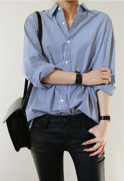 【シャツファッション】シャツを使ったファッションがかっこいい♡のサムネイル画像