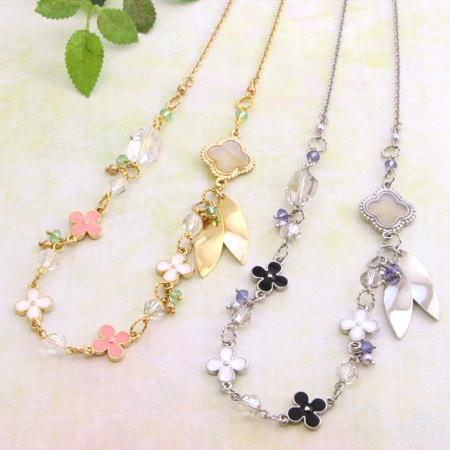 レディースのおしゃれなネックレスやブレスレットをご紹介します♡のサムネイル画像
