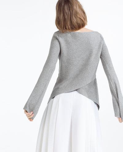 ファストファッションで一番人気★zaraニットコーデでお洒落しようのサムネイル画像