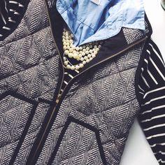 この冬注目されたレディースダウンベスト&おしゃれな着こなしまとめのサムネイル画像