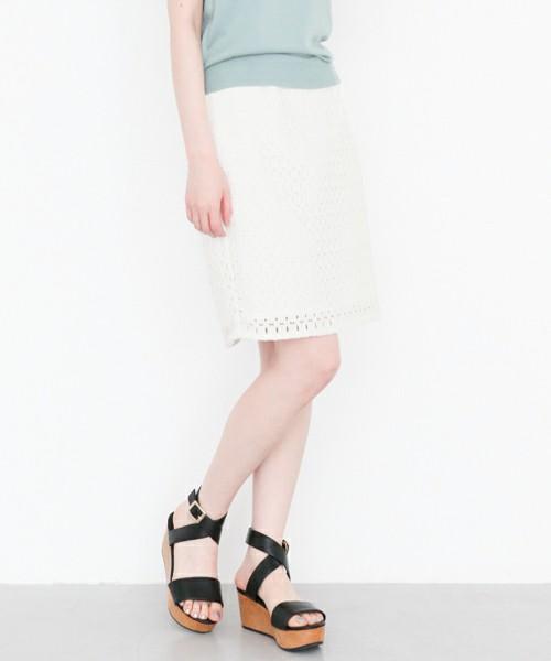 今旬、レースは大人可愛い&セクシーなタイトスカートが正解♡のサムネイル画像
