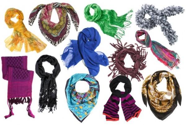 【スカーフ】スカーフで一味違ったファッションを!【アレンジ】のサムネイル画像