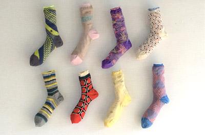 おしゃれに欠かせないアイテム!靴下の種類ってどのぐらいあるの?のサムネイル画像