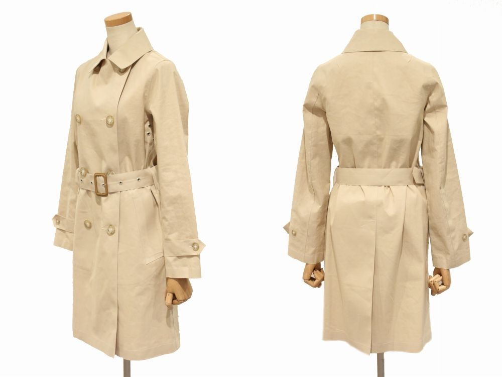 【トレンチコート】マッキントッシュのトレンチコートを着こなしたいのサムネイル画像