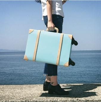 ハッピー旅行の気分をさらにアップ☆人気のキャリーケースブランド☆のサムネイル画像