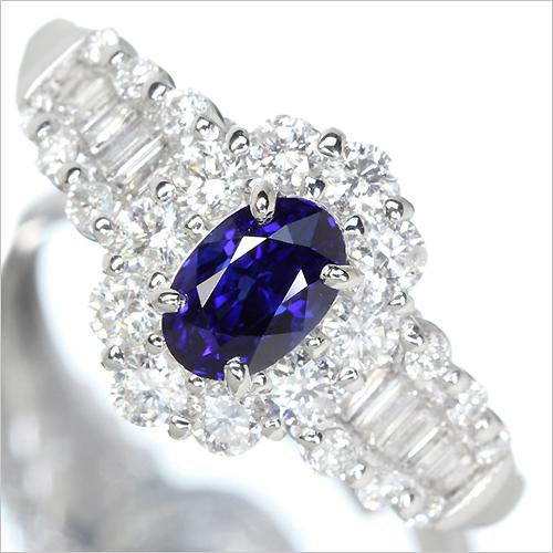 サファイアのリングが素敵♡ダイヤモンドとの贅沢なコラボも・・・♡のサムネイル画像