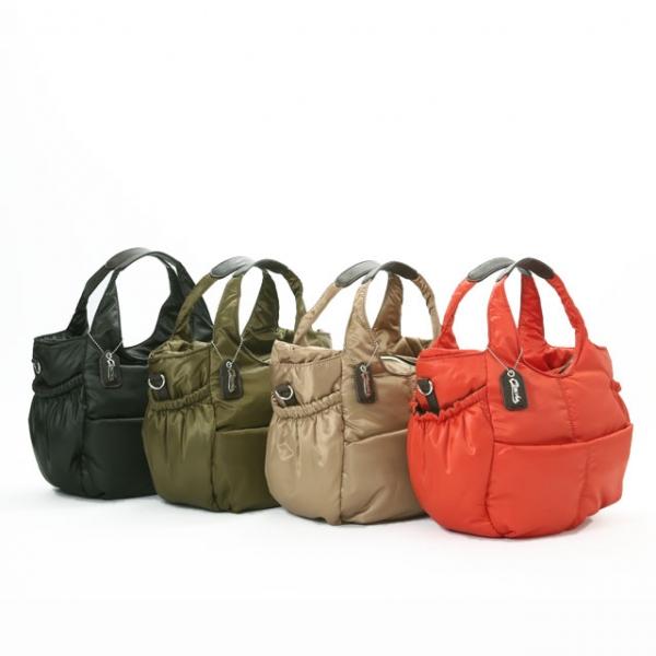 雨でも安心・可愛い!人気ブランドのナイロントートバッグをご紹介!のサムネイル画像