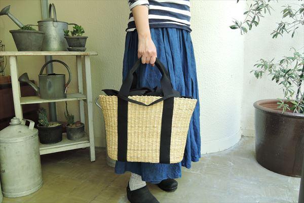 アベイルの『ムーニュ風カゴバッグ』が人気♡これからの季節に活躍♡のサムネイル画像