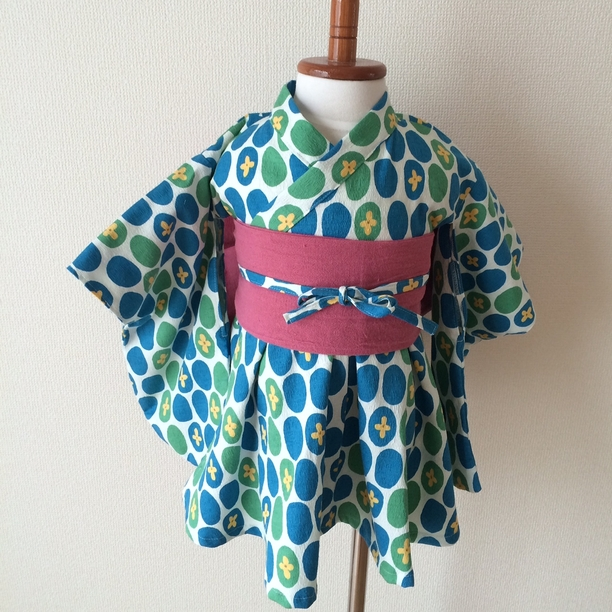今年の夏はオリジナルの浴衣を楽しもう!浴衣の作り方&型紙まとめのサムネイル画像