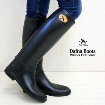 雨対策だけじゃない!美脚度抜群なDafna ダフナのレインブーツ☆のサムネイル画像