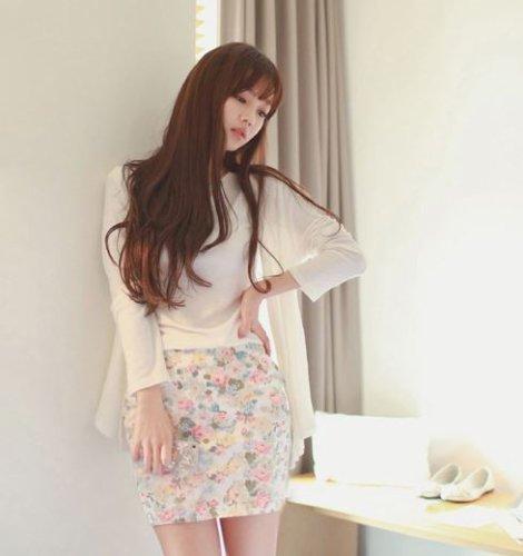 30代の春コーデは、色々なカラーでおしゃれを取り入れよう☆のサムネイル画像