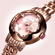まるでアクセサリー♪ジルスチュアートの腕時計でアクセントに♡のサムネイル画像