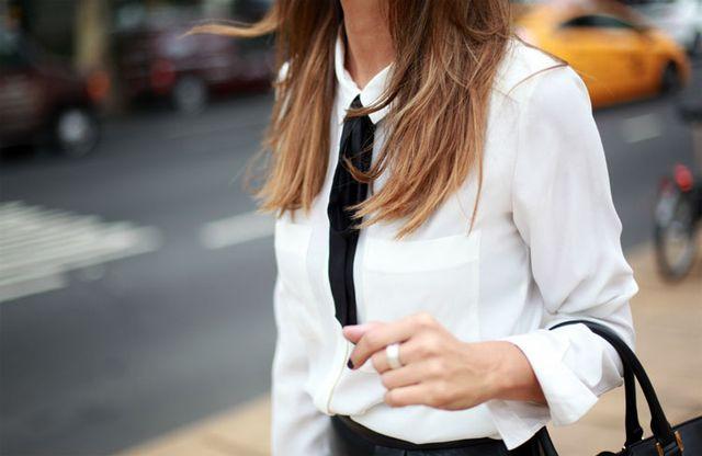 【ネクタイカジュアル】女子もネクタイを使っておしゃれコーデ♡のサムネイル画像