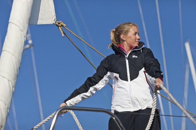 【ヘリーハンセンのジャケット】北欧的デザインがかわいいっ♡のサムネイル画像