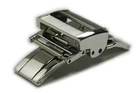 時計用Dバックルは着脱も楽にできて落下防止にもなる優れもの!のサムネイル画像