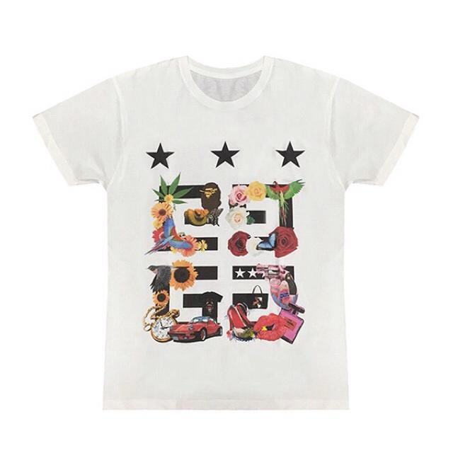 おしゃれなジバンシーのTシャツを着たい☆おすすめ商品&コーデ紹介!のサムネイル画像