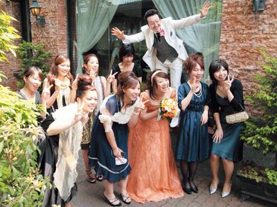 あなたは大丈夫?結婚式にはきちんとした服装で参列しましょうのサムネイル画像