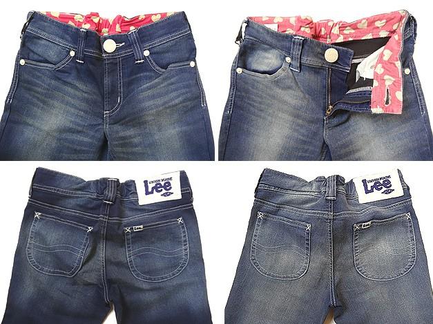 leeのジーンズで新鮮、飽き知らずなデニムファッションを楽しもう!のサムネイル画像