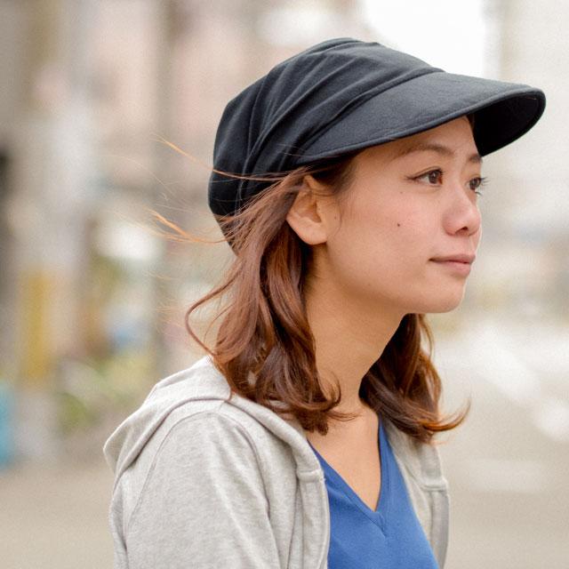 おしゃれに‼紫外線予防に‼女性にぴったりな帽子。種類別画像集!のサムネイル画像