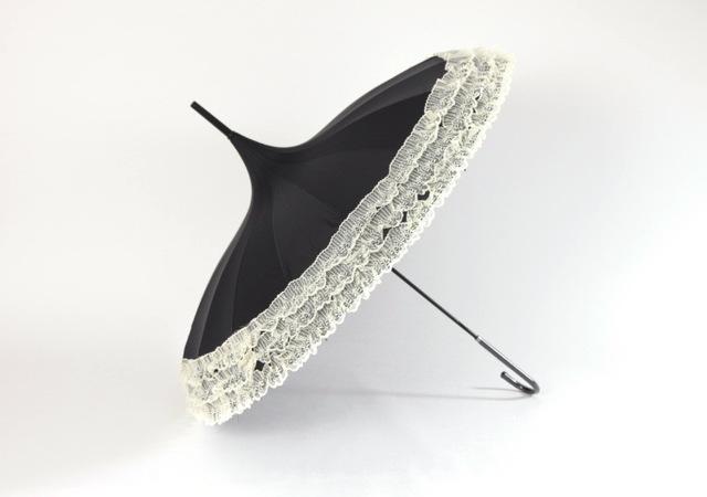 レースの日傘でUVカットをしよう! レースの日傘を総まとめ。のサムネイル画像