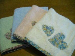 お家に眠っているタオルを可愛く色んなものにリメイクしてみよう!の画像