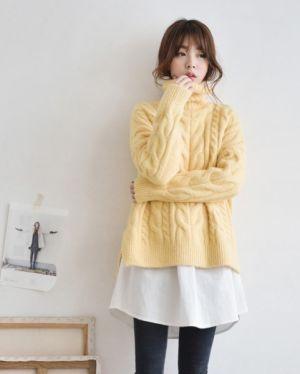 秋冬はゆるふわファッションで女子力を上げよう!